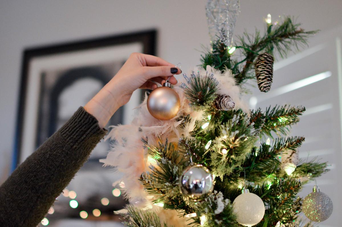 Decorul casei pentru Crăciun îți schimbă starea de spirit