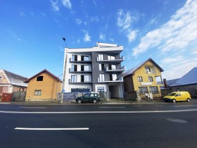 Ansamblu AWA Rezidential Sibiu 1