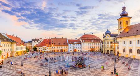 Cea mai tare companie de consultanta imobiliara din lume, a analizat Sibiul. Raportul este FABULOS!