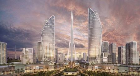 Cum va arata noul turn din Dubai, mai inalt decat Burj Khalifa