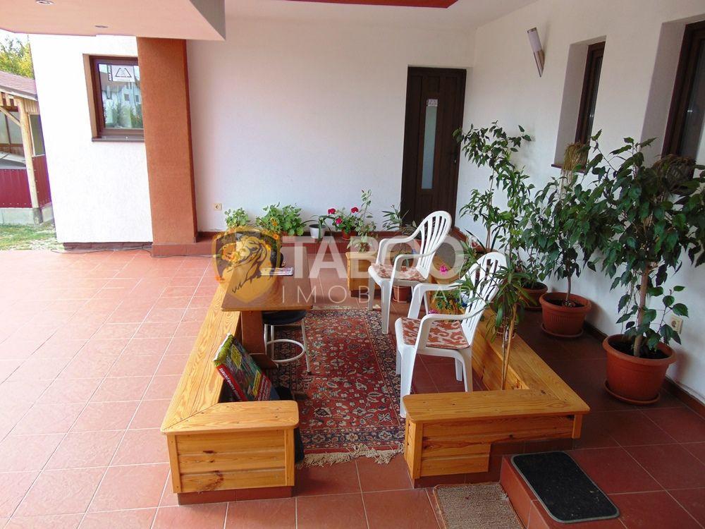 Casa individuala 5 camere de vanzare in Sibiu zona Calea Cisnadiei 1