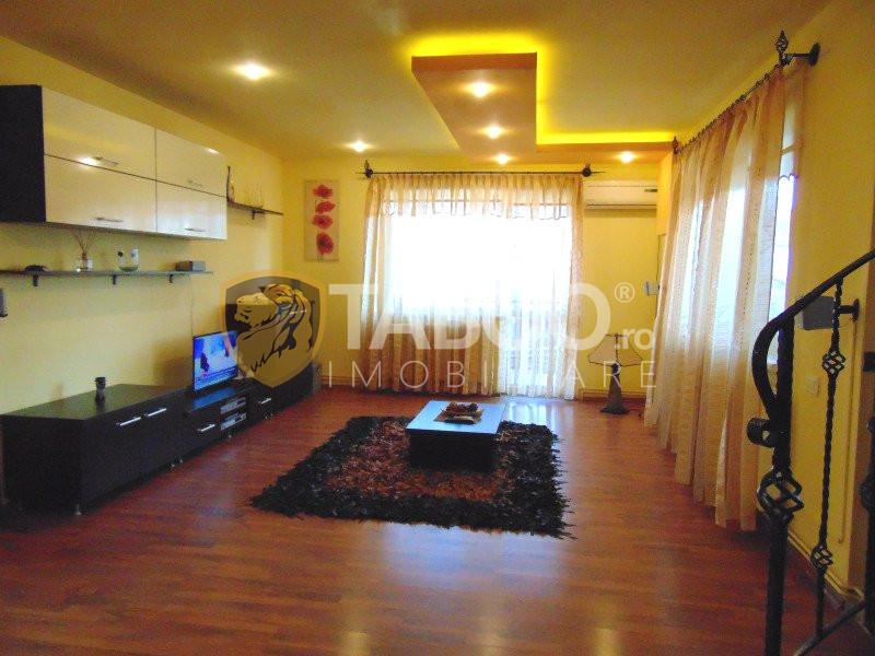 Apartament de închiriat cu 3 camere decomandate în zona Ștrand Sibiu 1