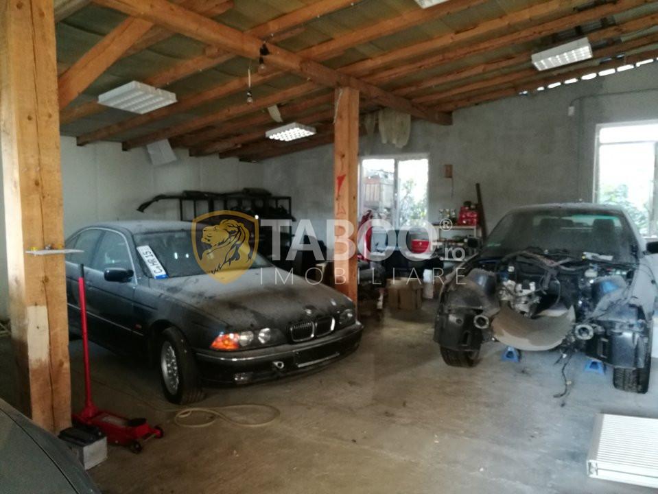 Spatiu comercial cu acces auto de inchiriat in zona Turnisor din Sibiu 1