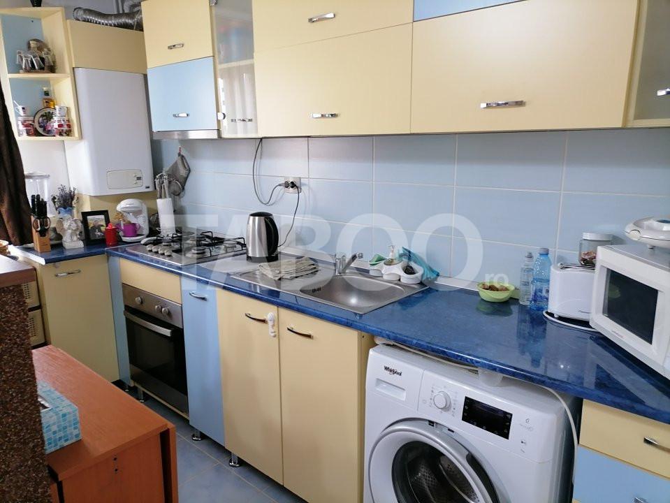 Apartament cu 2 camere si pivnita de vanzare zona Strand in Sibiu 8