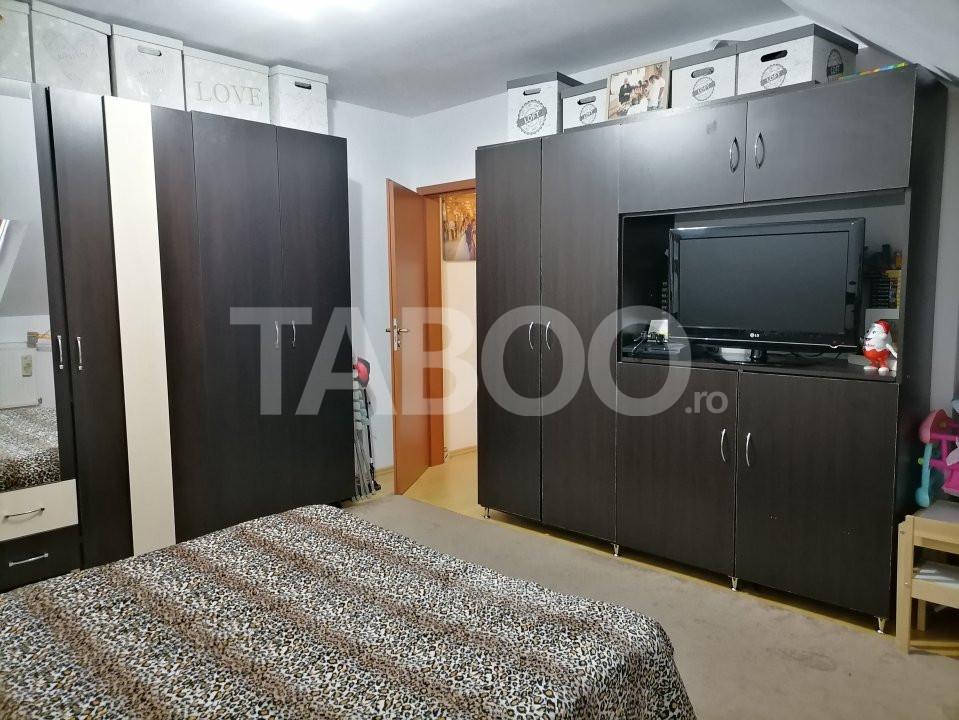 Apartament cu 2 camere si pivnita de vanzare zona Strand in Sibiu 10
