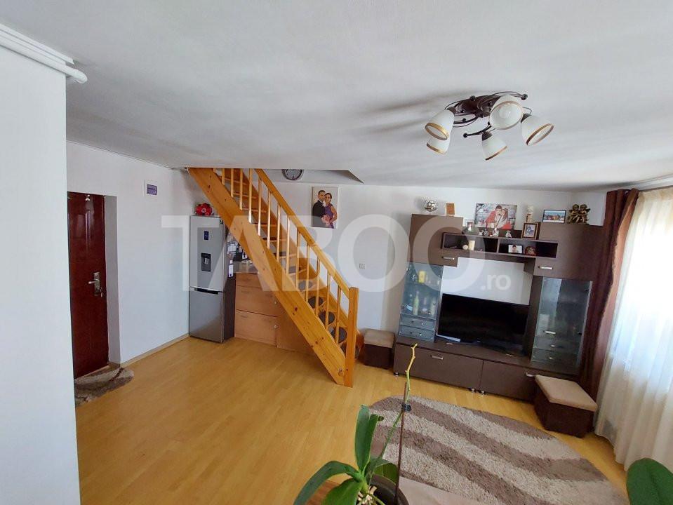 Apartament cu 2 camere si pivnita de vanzare zona Strand in Sibiu 13