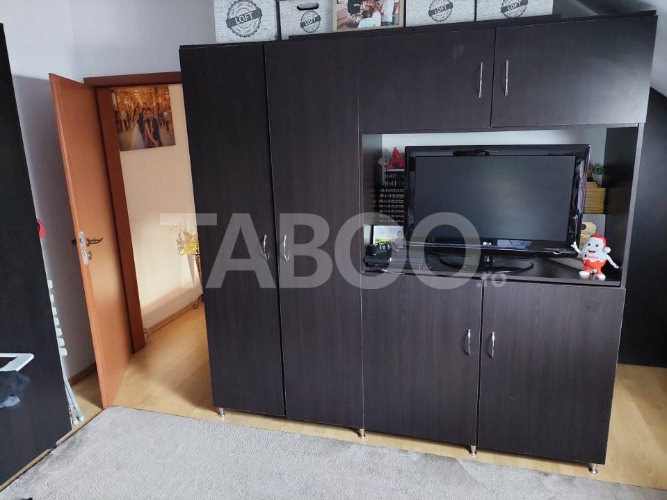 Apartament cu 2 camere si pivnita de vanzare zona Strand in Sibiu 15