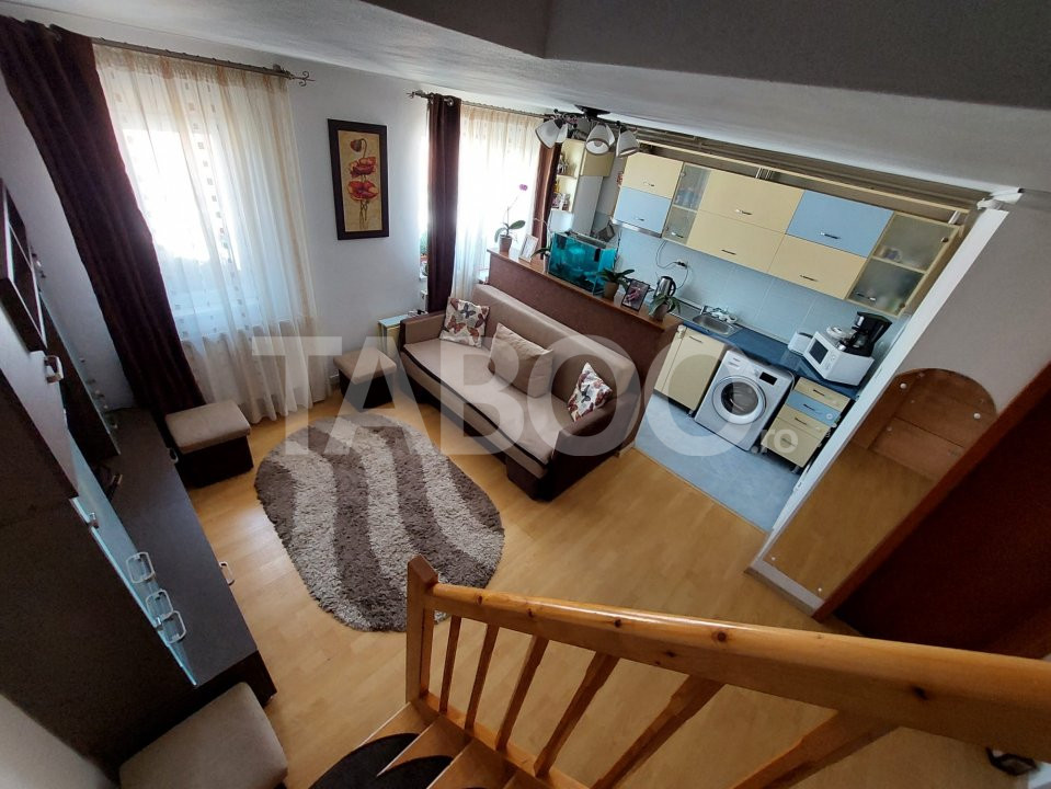 Apartament cu 2 camere si pivnita de vanzare zona Strand in Sibiu 16