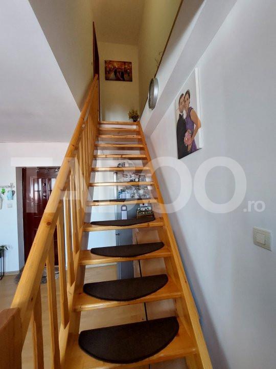 Apartament cu 2 camere si pivnita de vanzare zona Strand in Sibiu 18