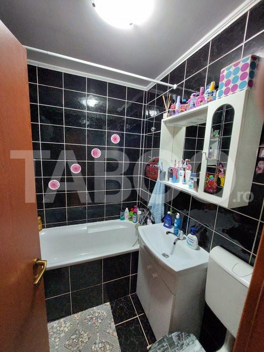 Apartament cu 2 camere si pivnita de vanzare zona Strand in Sibiu 19
