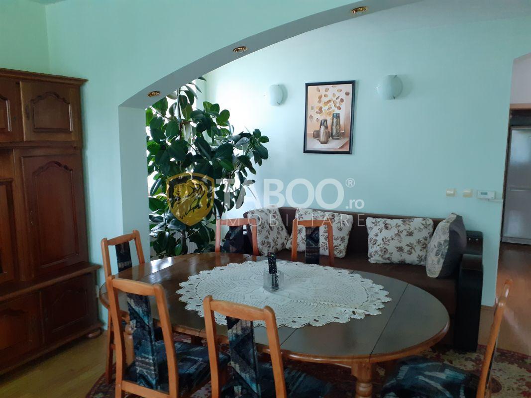 Casa individuala 170 mp de inchiriat garaj terasa zona Tilisca Sibiu 1