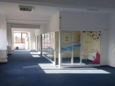 Spatiu comercial suprafata utila 660 mp P+3 etaje zona Centrala Sibiu
