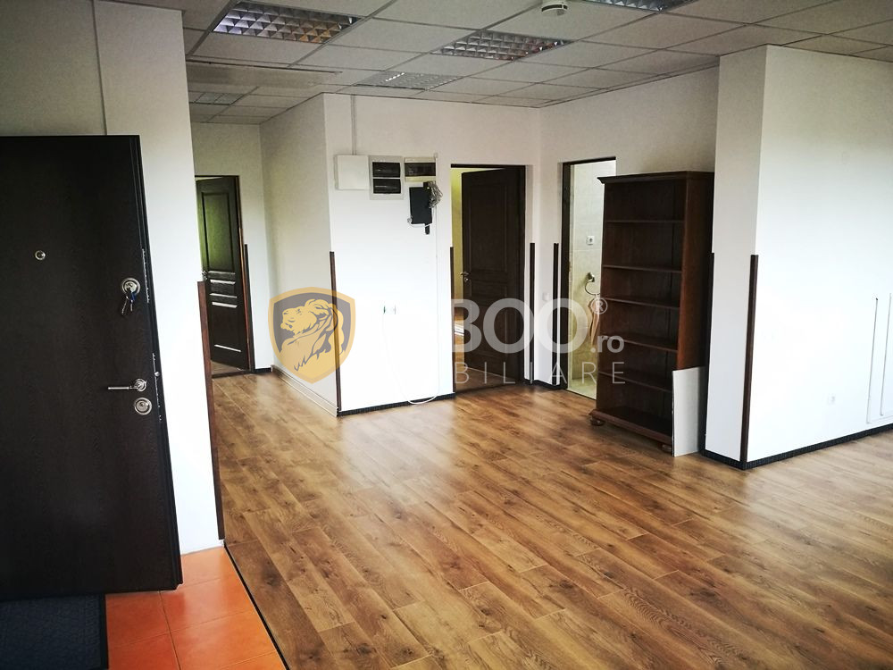 Spatiu birouri de inchiriat 180 mp utili parcare Sibiu Trei Stejari 1