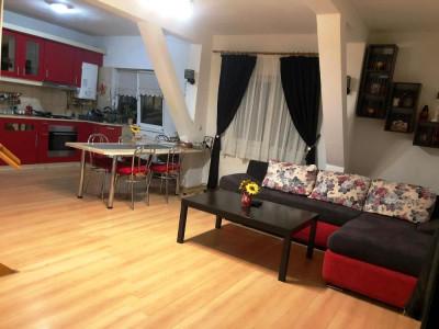 Apartament la mansardă de vânzare în zona Vasile Aaron Sibiu