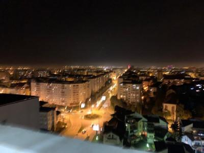 Garsoniera decomandata 38 mp+ 5mp balcon si priveliste spre B-dul Mihai Viteazu