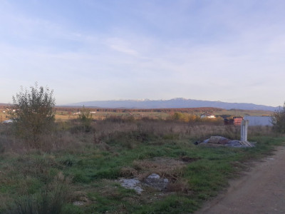 Teren intravilan 500 mp PUZ utilitati pe teren Arhitectilor Sibiu