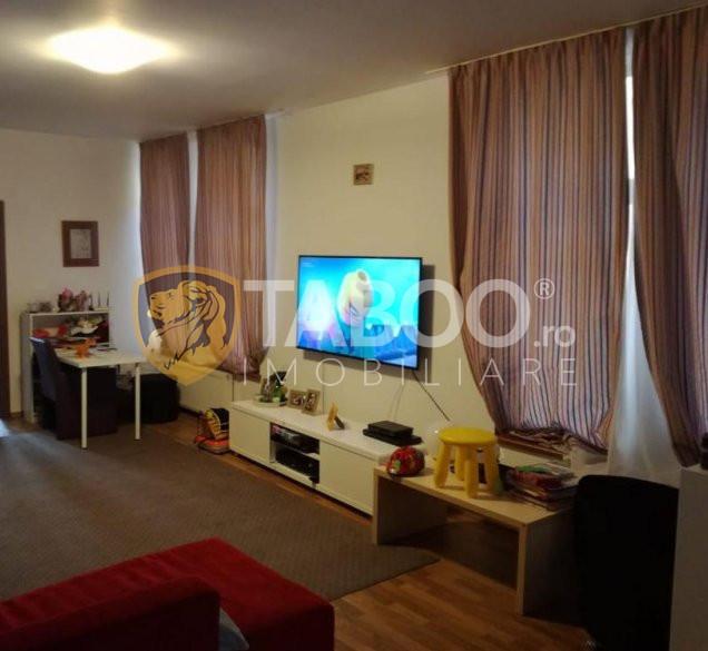 Duplex 4 camere de vanzare 147 mp construiti zona Gusterita Sibiu 3