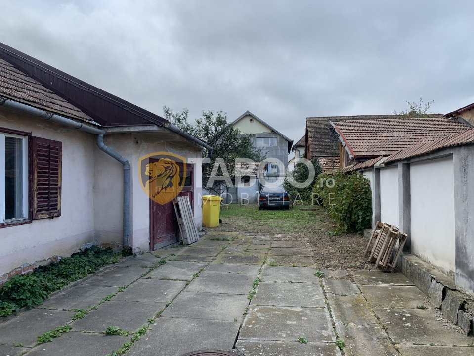 Casa 160 mp cu teren 500 mp de vanzare in zona Centrala Selimbar Sibiu 14