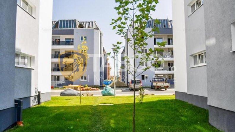 Inchiriere penthouse 4 camere si terasa Sibiu zona Piata Cluj 1