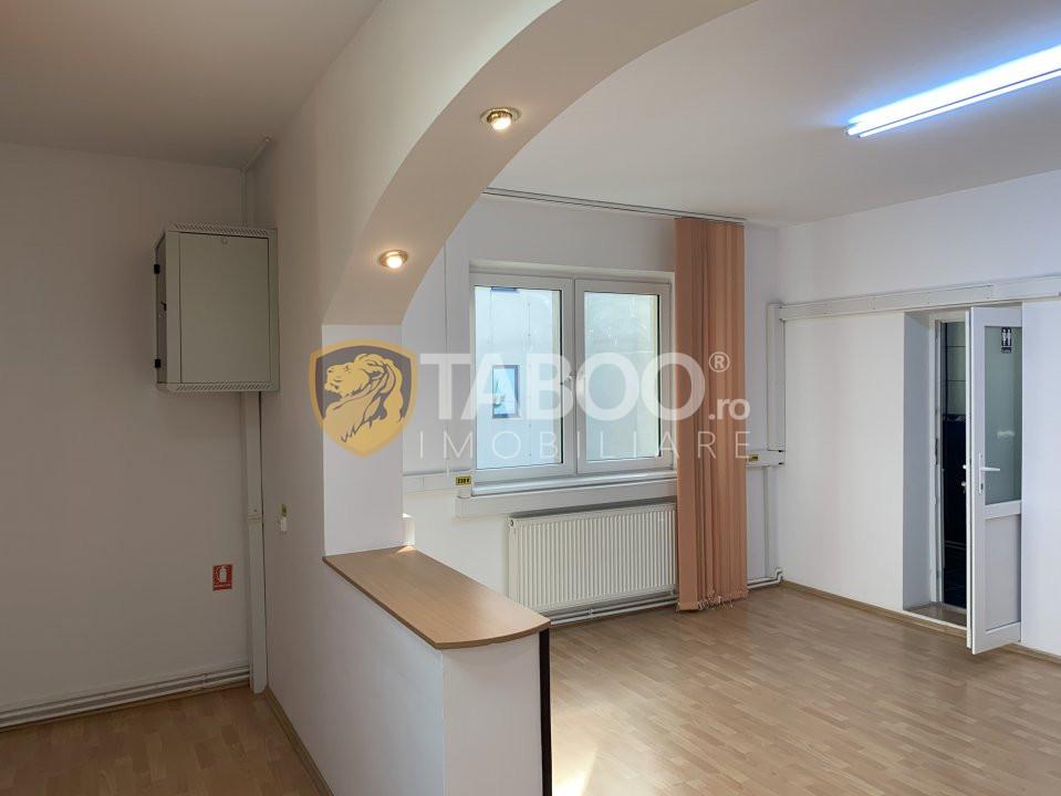 Apartament 3 camere la casa 140 mp de inchiriat Sibiu zona Victoriei 1