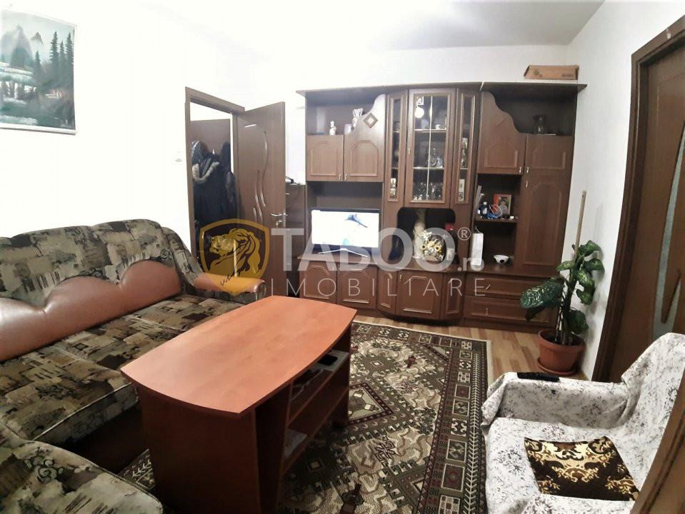 Apartament 2 camere de vanzare zona Mihai Viteazu Sibiu 2