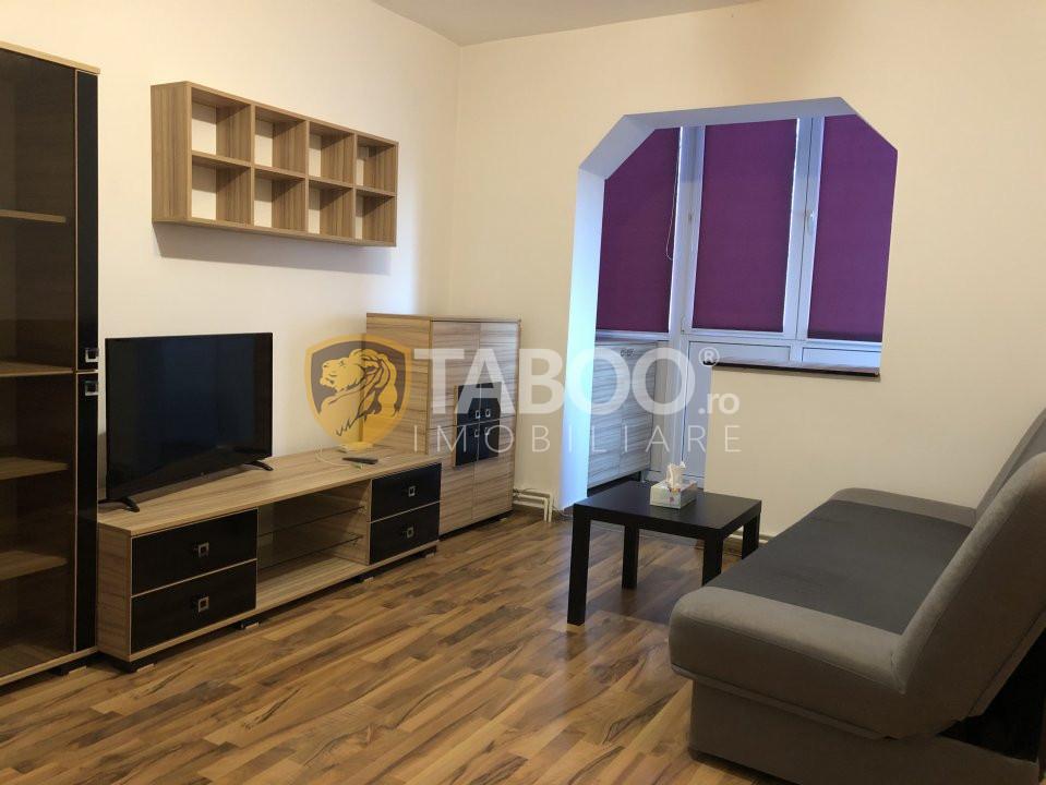 Apartament de inchiriat 2 camere in Sibiu zona Mihai Viteazu 1