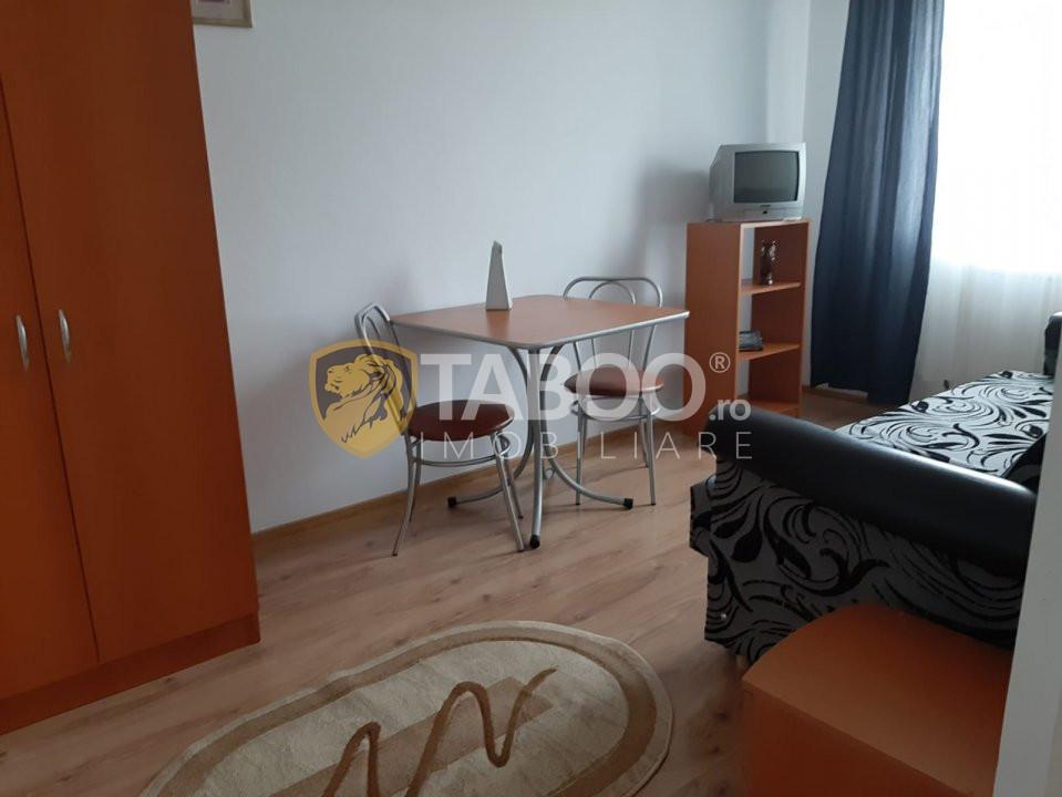 Apartament cu 2 camere decomandate de vanzare in Sibiu Mihai Viteazu 2