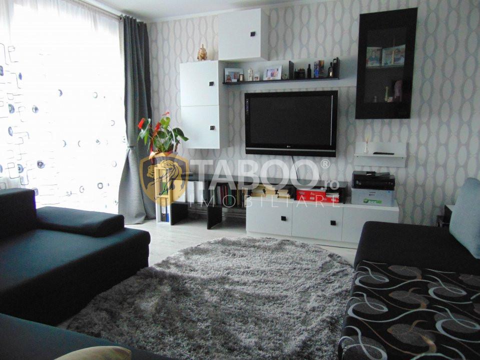 Apartament 2 camere 61 mp de vanzare zona Turnisor in Sibiu 1
