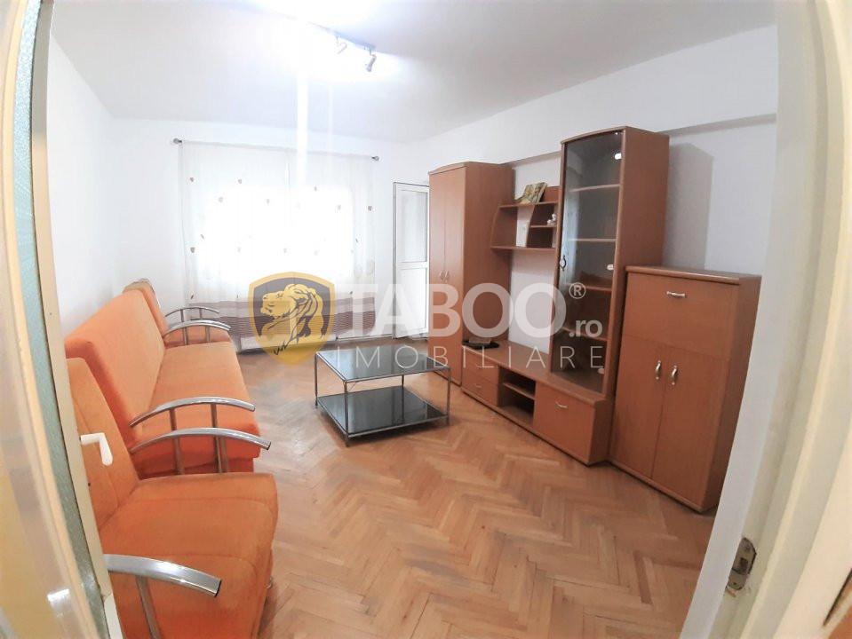 Apartament deosebit cu 3 camere de vanzare in Turnisor Sibiu 1