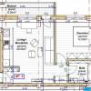 Apartament 2 camere 43 mp utili constructie noua Pictor Brana Selimbar thumb 1