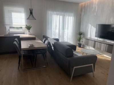 Apartament modern mobilat 2 camere in Selimbar zona Brana