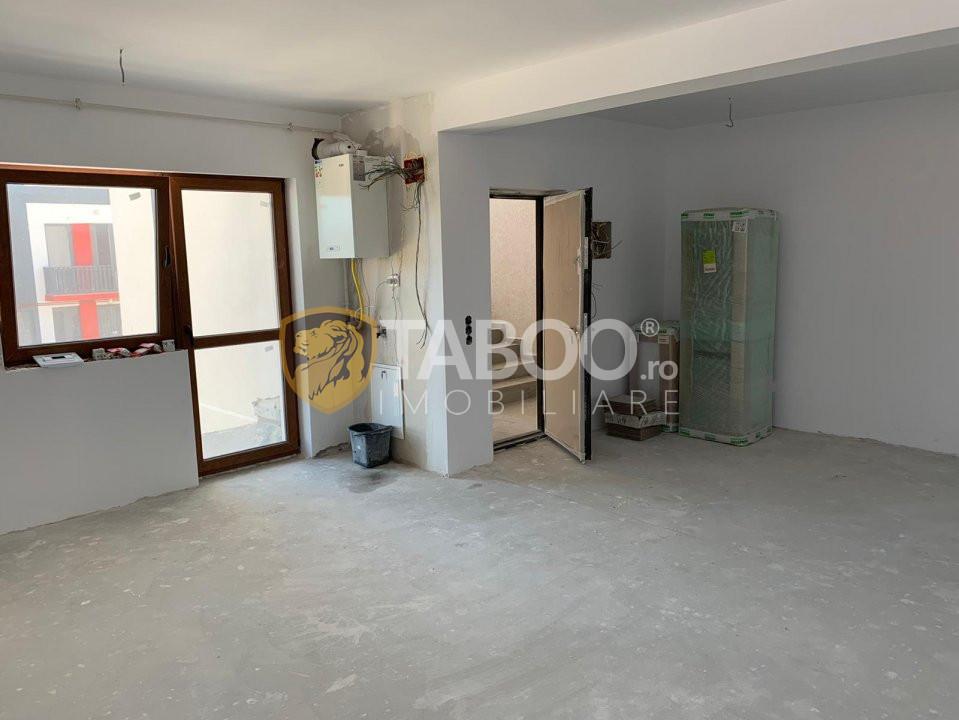 Apartament 2 camere 51 mp de vanzare in zona Calea Cisnadiei 1