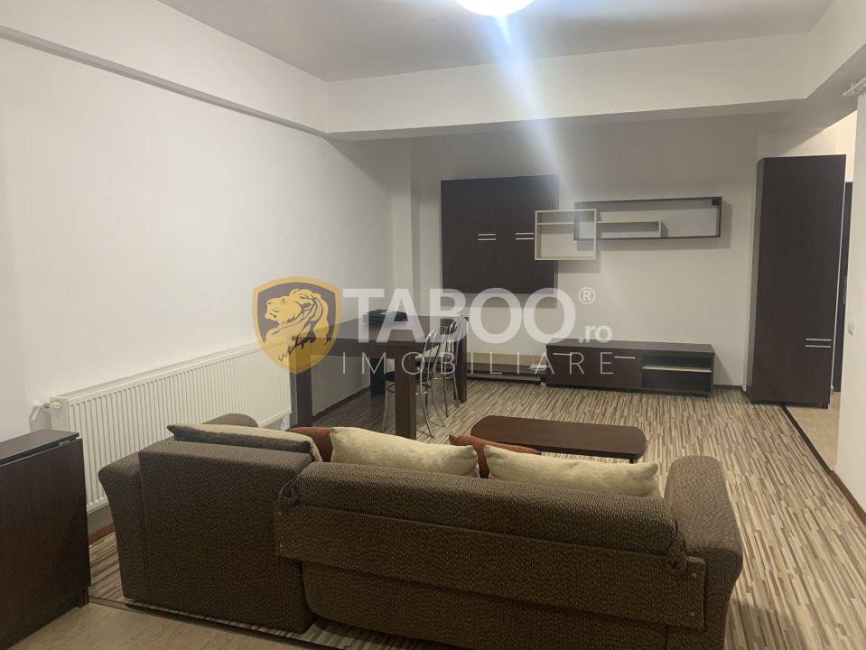 Apartament cu 2 camere de închiriat în zona Ștrand din Sibiu 1