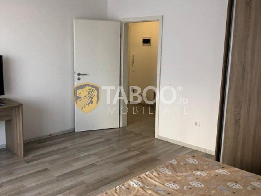 Apartament modern de inchiriat Avantgarden Sibiu la etaj intermediar 3 1