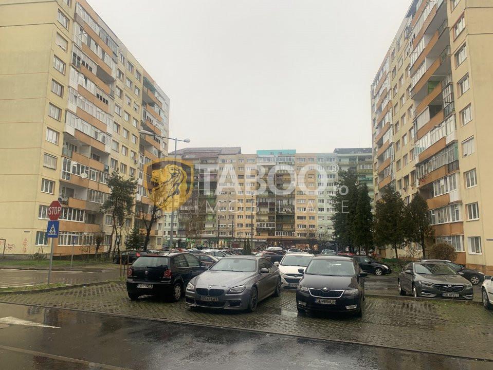 Apartament de vanzare renovat recent 2 camere in Sibiu Mihai Viteazu 2