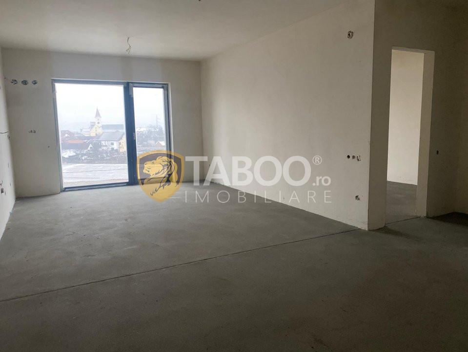 Apartament de vanzare 3 camere terasa 66 mp Sibiu Turnisor COMISION 0% 1