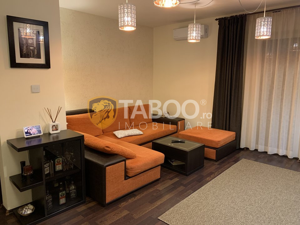Apartament de vânzare cu 3 camere în Selimbăr zona Brana 1
