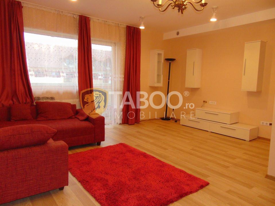 Apartament spatios 3 camere 80 mp de vanzare in Sibiu zona Turnisor 1