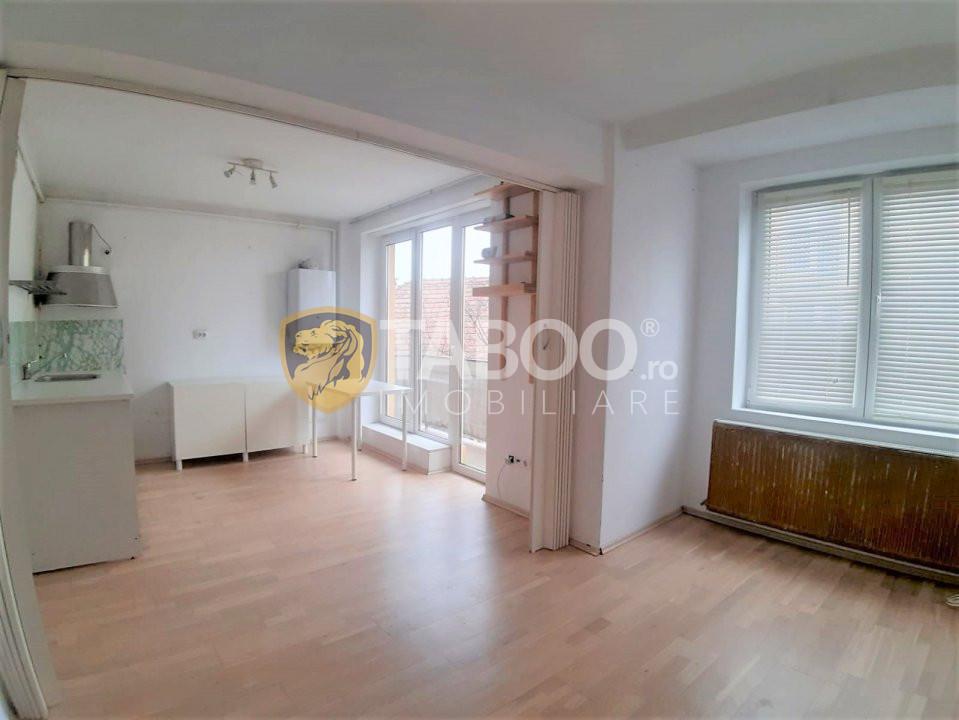 Apartament 2 camere loc de parcare de inchiriat Calea Poplacii Sibiu 1