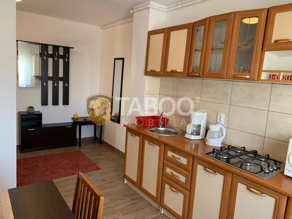 Apartament de inchiriat 2 camere 64 mp utili si balcon Turnisor Sibiu 6