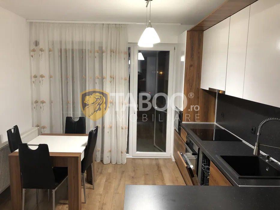 Apartament modern 2 camere de inchiriat etaj 1 Lazaret Sibiu 1
