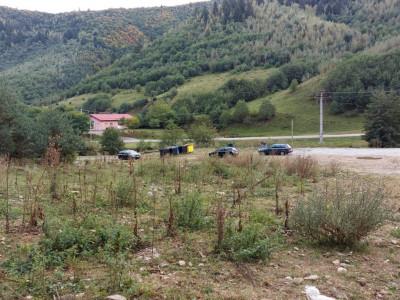 Teren intravilan 2100 mp deschidere 41 m de vanzare in Rasinari Sibiu