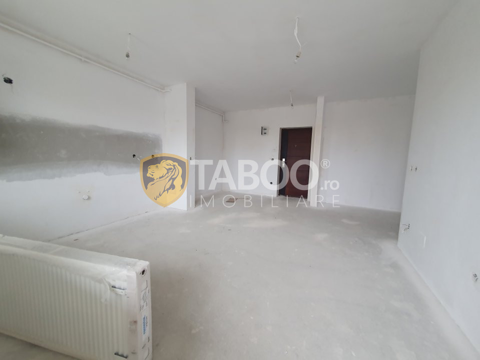 Apartament cu 3 camere si balcon de vanzare in zona Turnisor Sibiu 1