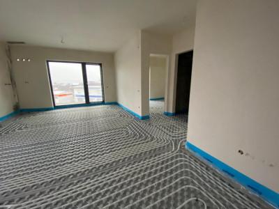 Apartament de vanzare 2 camere incalzire pardoseala Sibiu Turnisor
