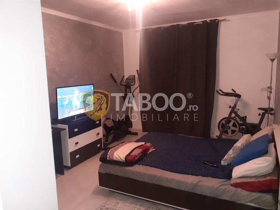Apartament 85 mp utili 4 camere 2 balcoane de vanzare Sibiu Turnisor 1
