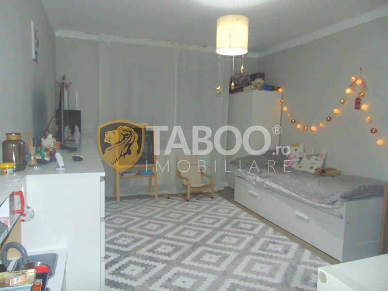 Apartament de vanzare 2 camere si pod in Sibiu zona Calea Cisnadiei 2