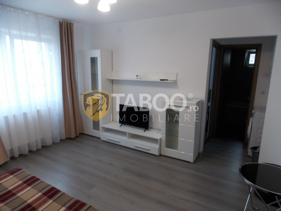 Prima inchiriere! Apartament 3 camere ultrafinisat Sibiu zona Rahovei 1