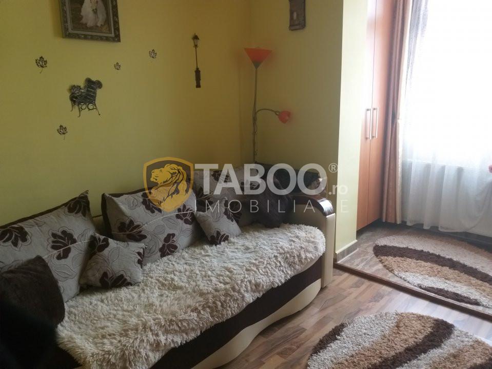 Apartament de vanzare 2 camere in Sibiu zona Rahovei 1