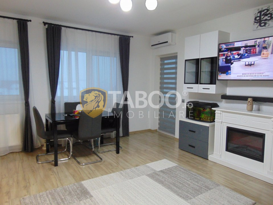 Apartament de vânzare cu 3 camere în Șelimbăr zona Brana 2