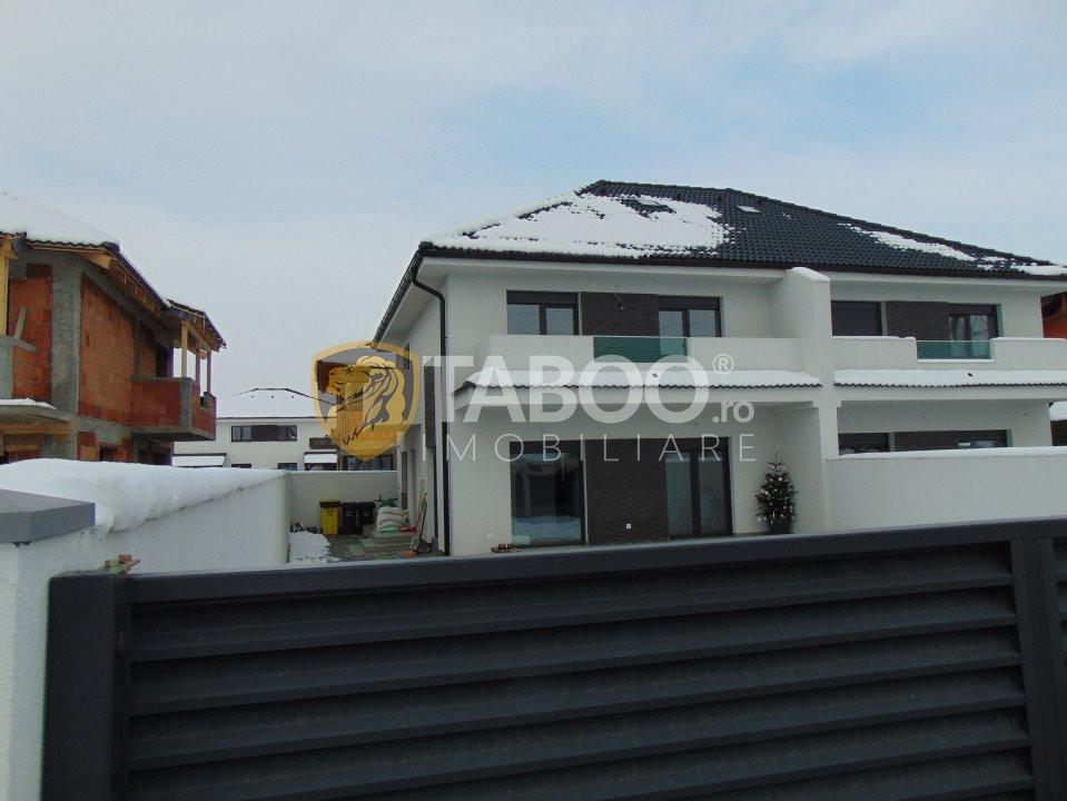 Duplex 4 camere de vanzare in Sibiu zona Cartierul Arhitectilor 1